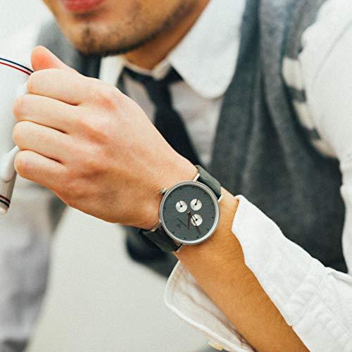 カーブホルツ腕時計メンズ木製ドイツデザイン生活防水正規輸入品MCAS5919