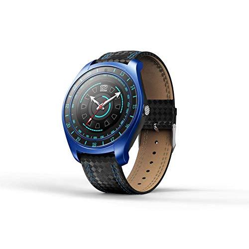 Reloj Inteligente Deportivo, Reloj Inteligente con Pantalla a Color, Reloj con Control de frecuencia, Llamada con Tarjeta, Reloj Deportivo con Pasos, Reloj, teléfono