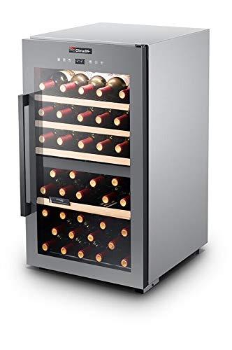 Climadiff CLS56MT Cave à Vin 56 bouteilles Classe: B