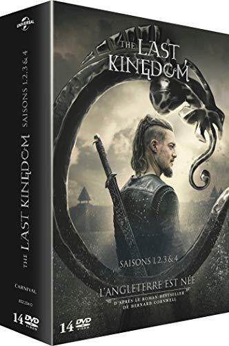 The last kingdom, saisons 1 à 4