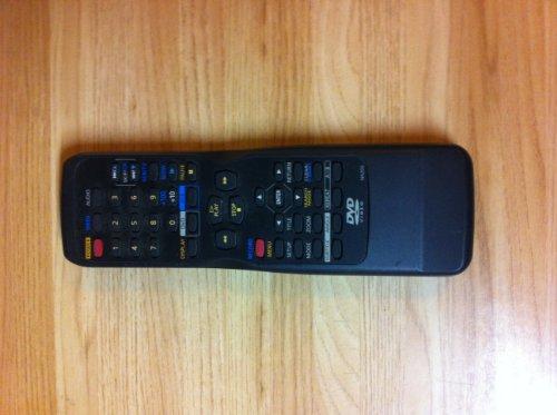 Sylvania NA200UD/NA206UD DVD/VCR Remote Control