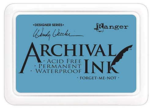Wendy Vecchi Archival Ink Pad, Forget Me Not