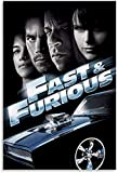 Refosian Fast and Furious Classic Movie Vin Diesel Paul