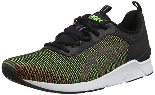 ASICS Gel-Lyte Runner, Sneaker Unisex – Adulto, Verde (Gecko Green/Guava), 40 EU