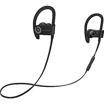 Beats By Dr Dre Powerbeats3 Wireless In-Ear Stereo Headphones Bluetooth - Black  Renewed