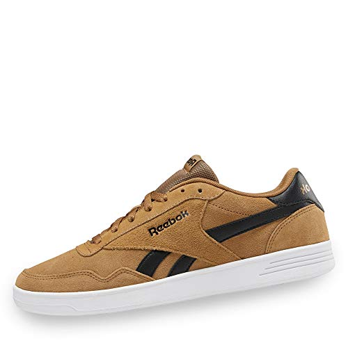 Reebok Royal Techque T, Hombre, Multicolor (Thatch/Black/White 000), 42 EU