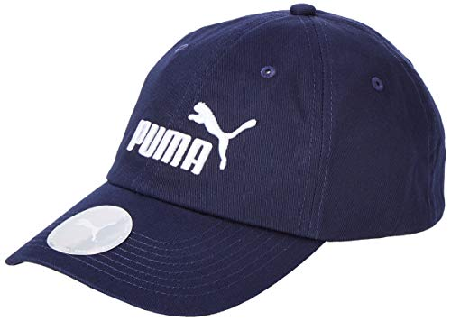 PUMA ESS Cap, Peacoat-No.1, One Size