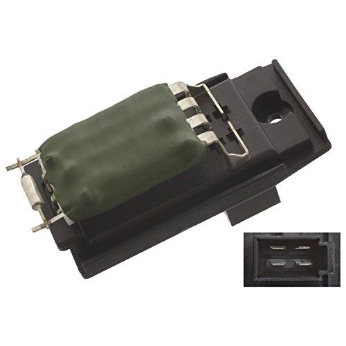 Febi Bilstein 45415 weerstand voor ventilator, aansluitgetal 4, 1 stuk