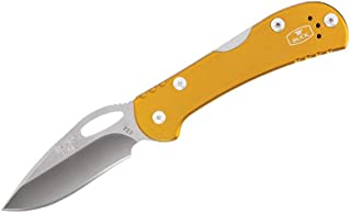 Buck Coltello Mini Spitfire n° 0726YWS, Giallo, 9.5 cm