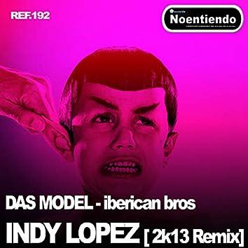 Das Model Remixes (feat. Rene) [Iberican Bros]