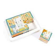 Janod-Caja-de-6-cubos-bebe-de-madera