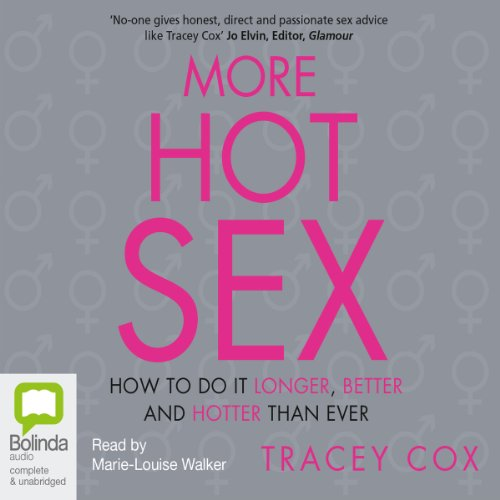 More Hot Sex audiobook cover art
