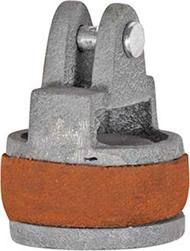 Kolben m. Ledermanschettef.Handpumpe Typ 75