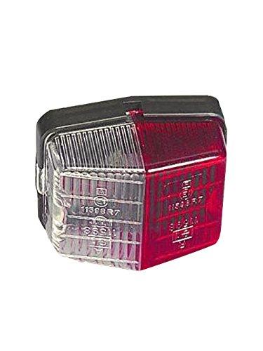 Lentille de balise lumineuse latérale pour caravanes/camping-cars/remorque - avec ampoule : JOKON 12 V