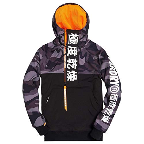 Superdry Snow Tech Japan Edition Skijacke Herren