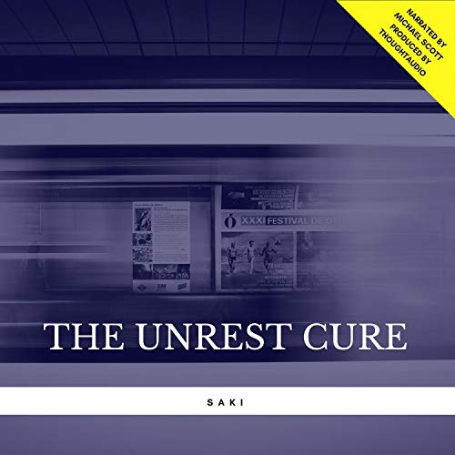 The Unrest Cure cover art