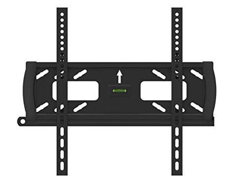 """Flat/Fixed Wall Mount Bracket with Anti-Theft Feature for Sanyo DP55D44 55"""" inch LED HDTV TV/Television - Low Profile"""