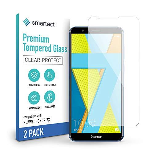 Smartect Pellicola Protettiva per Huawei Honor 7x [2 Pezzi]