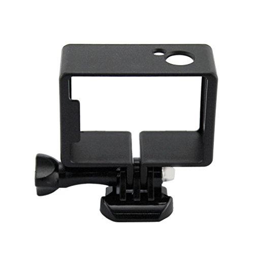 Custodia Cover Di Protezione Telaio Laterale Montaggio Bordo Per Sj4000 Wifi Action Camera Cam