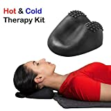 MELLO Hot and Cold Cervical Neck Pillow with...