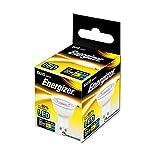 Energizer bombilla LED GU10 3,6 W, 35 W de repuesto tradicional, 245 Lumens - luz blanca cálida,...