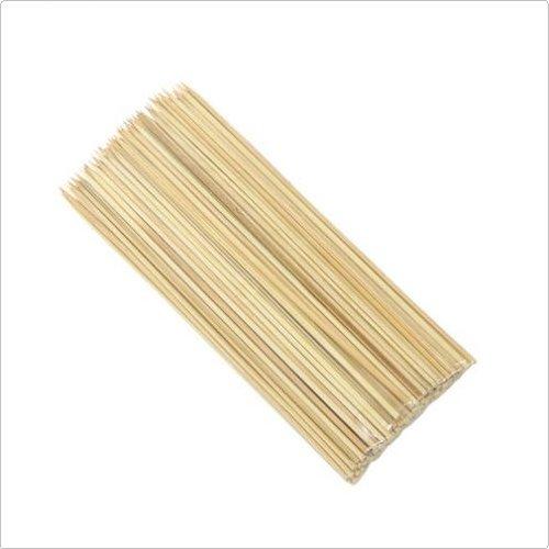 Schaschlikstäbe aus Holz 100 Stück Packung