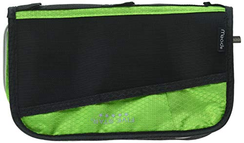 Mead Multi-Pocket Pencil Pouch, Assorted Colors