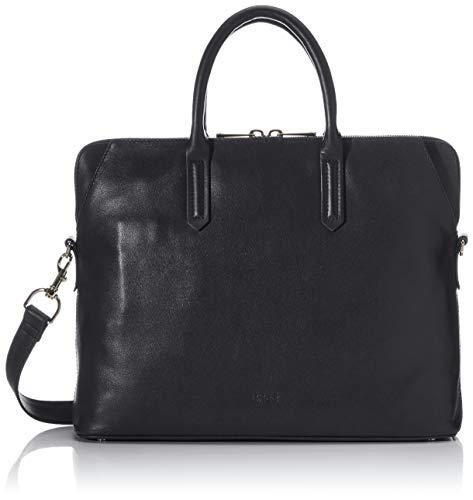 BREE Damen Chicago 7 Business Tasche, Schwarz (Black), 10x30x38 cm