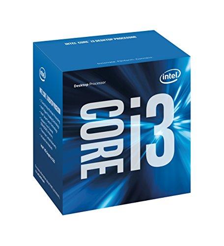 Intel Boxed Core i3-6300 Dual Core Processor 3.8GHz LGA1151 BX80662I36300