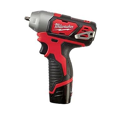 Milwaukee 2461-22 M12 1/4 Impact Wrench Kit