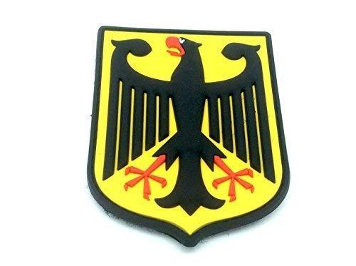 Escudo de Armas Alemán águila Imperial Alemana Bandera Airsoft PVC Parche Real