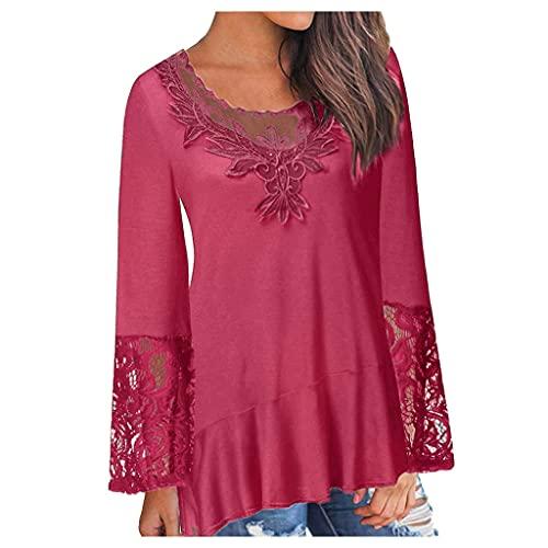 Camisetas Mujer Baratas,Blusas Elegantes Para Fiestas,Camiseta Hombros Descubiertos,Sudadera Sin Capucha...