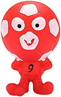 Toy Dog, Cartoon Natural Latex Non-toxic Dog Toy, Bite-resistant Dog Toys for Release Pressure Increase Happiness Healthy ...