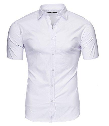 Kayhan -   Herren Kurzarm Hemd