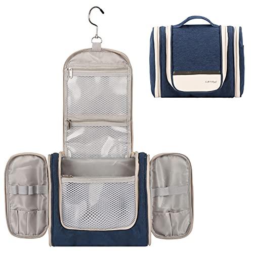 Carttiya Beauty Case da Viaggio, Borsa da Toilette per Donna Uomo, Organizer Borsa Idrorepellente,...