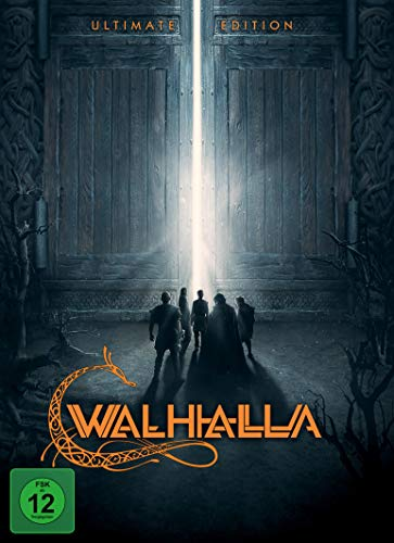 Walhalla - Ultimate Box (+ 2 Blu-rays + 1 Bonus-DVD + 1 CD)