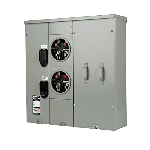 Siemens WP4212 400A 4 Jaw 200A Per Position2...