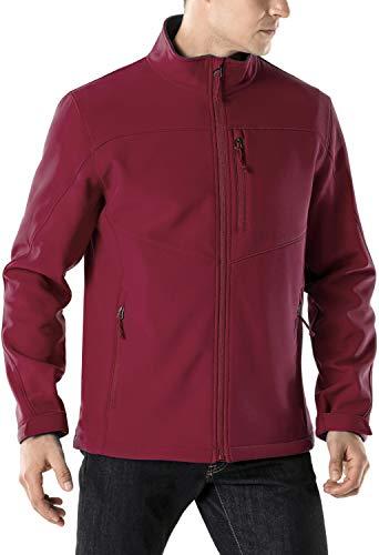 adidas Men's MAROO GB Squad ID Jacket Size L Maroon-White