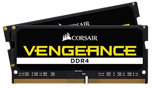 Corsair Vengeance SODIMM 64GB (2x32GB) DDR4 2400MHz C16 - schwarz