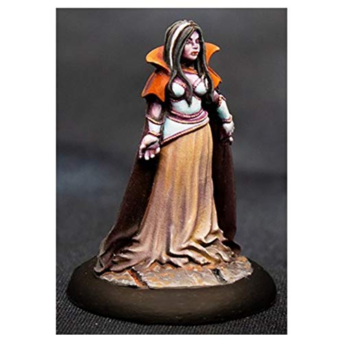 Reaper Miniatures Dungeon Dwellers Adrasteia Winterthorn, Vampiress