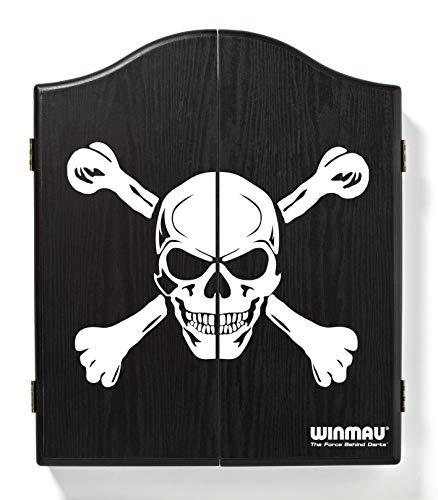 "Winmau Dart-Cabinet ""SKULL"""