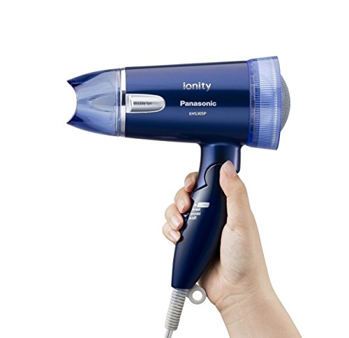Panasonic Low-Noise IONITY Hair Dryer EH5305P-A Blue | AC100V (Japan Model)