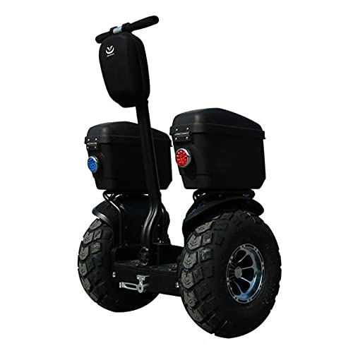 Patinetes Acrobacias Electricos Adultos Ninas Adolescentes Equilibrio Scooter Smart 1000W,Black,72V