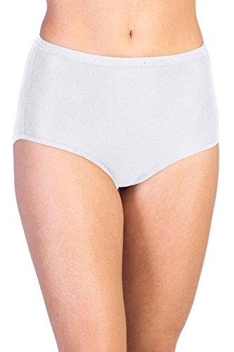 Whites Spandex Panties - 8