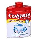 Colgate Toothpowder, 200 gm Tin