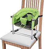 ベビーチェア ローチェア ベビーお食事チェア テーブルチェア 折畳椅子 スマートローチェア 持運び簡単 6ヶ月~3歳まで適用 収納袋付き【生産メーカー本物 保証期間:1年】