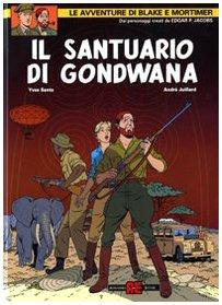 Il santuario di Gondwana