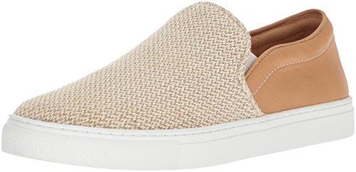 Donald J Pliner Men's Albin Sneaker, Natural, 7 Medium US