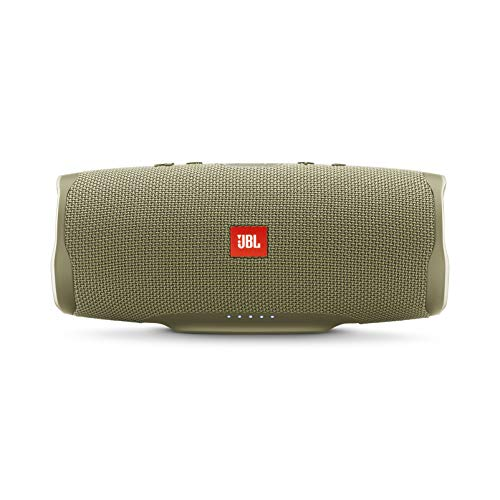 JBL Charge 4 Waterproof Portable Bluetooth Speaker- Sand - CHARGE4SANDAM