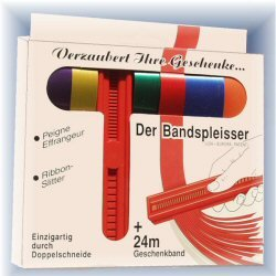 Bandspleisser mit 6 Bändern